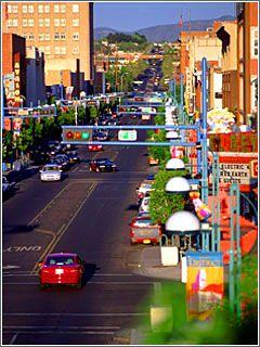 Downtown Albuquerque, New Mexico
