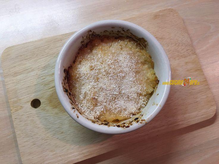 """Ricetta Il Dolce per la Dieta. Risolatte Caramellato, """"Dolce Povero"""" Squisito e con Poche Calorie,Dessert,Senza Glutine"""