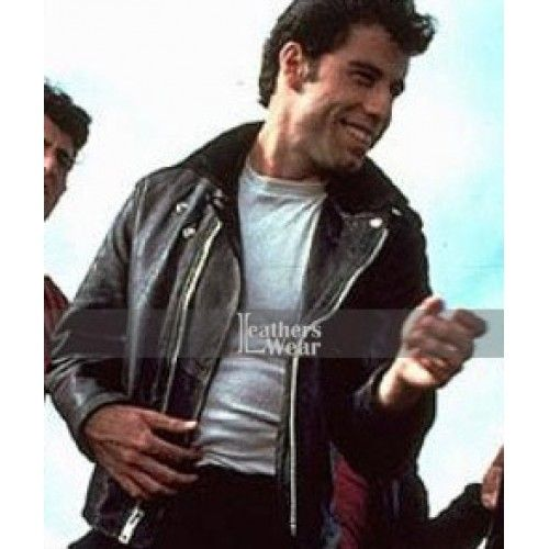 Grease John Travolta (Danny Zuko) T Bird Jacket