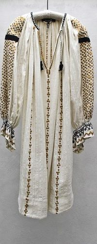 Isabel Marant Embroidered Cotton Tunic