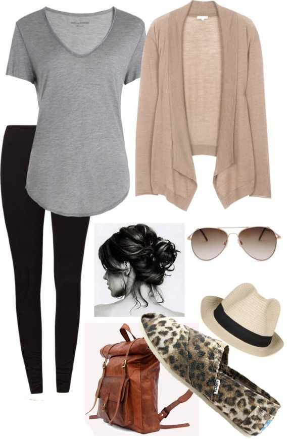 (TOMS YELLOW LEOPARD WOMEN'S VEGAN CLASSICS)  LOVE THE ENTIRE OUTFIT!!!