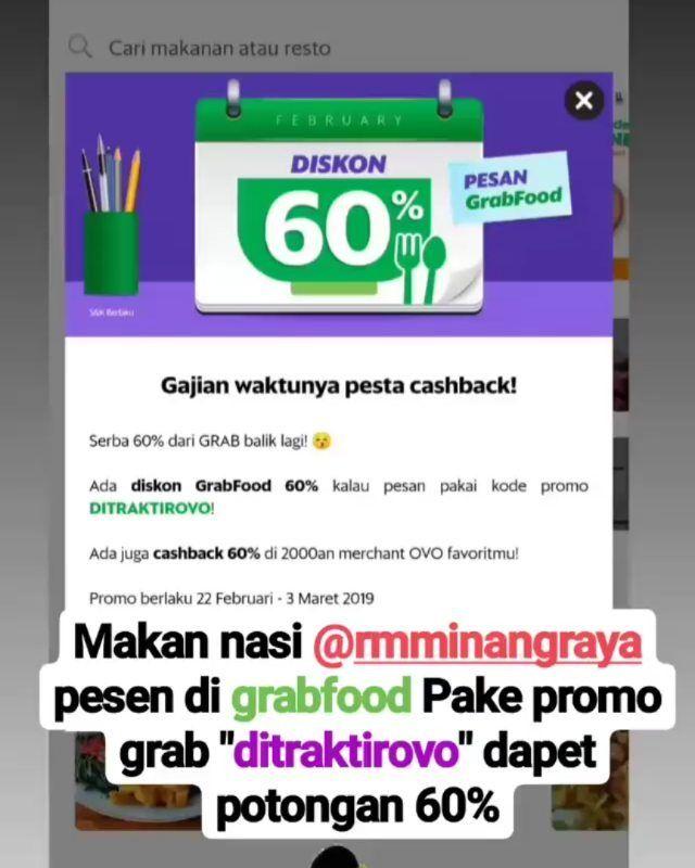Promo Grabfood Maret 2019 : promo, grabfood, maret, Diet?