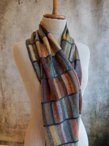 """""""Chrono"""" Scarf by Sophie Digard"""