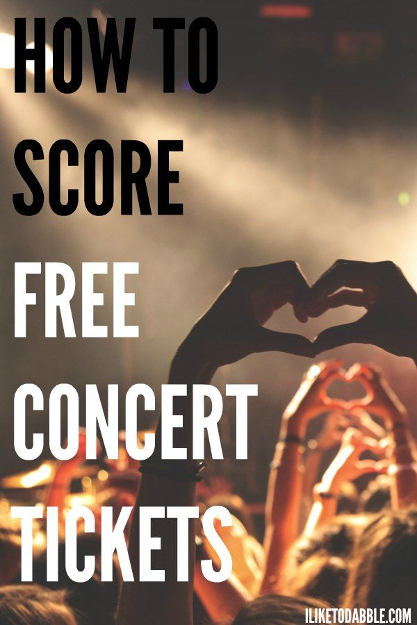Best 25+ Free concert tickets ideas on Pinterest Concert tickets - free ticket maker