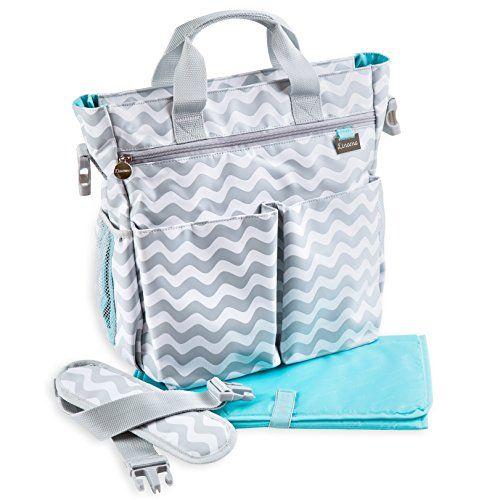 Diaper Bag by Liname - Premium Quality Stylish Diaper Bag...