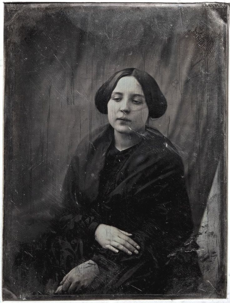 Marguerite Palace, fiancée in mourning 1848