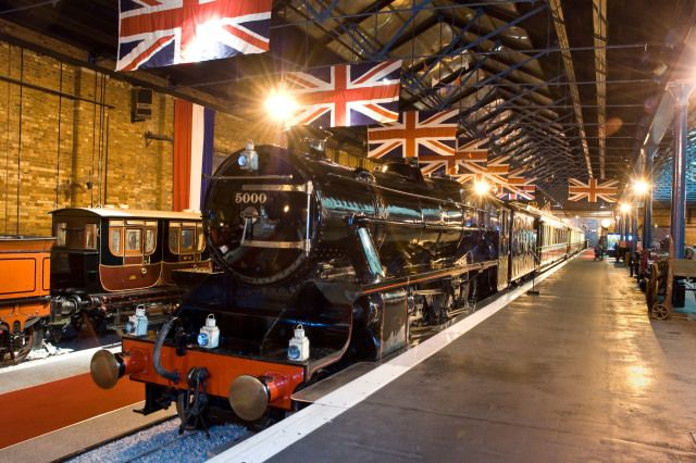 13. National Railway Museum, York