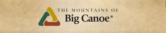 Big Canoe - gated community, hiking, fishing, golfing, tennis, resort living...ahhhhh...