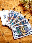 オリジナルノベルティ「妖精のカードのブックマーク/バッグチャーム」