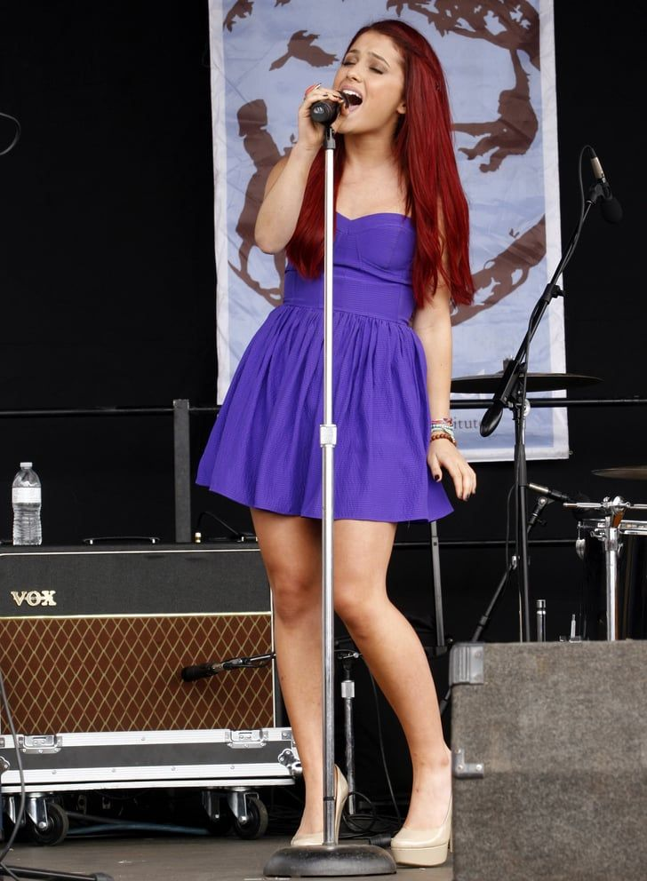 Pin for Later: Ariana Grande May Have Had the Most Dramatic Transformation Yet September 2010