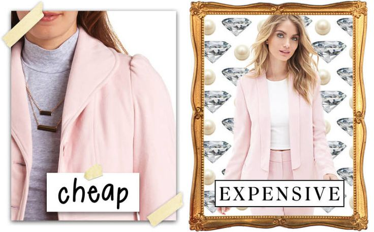 7 Reasons Your Clothes Look Cheap How to look expensive