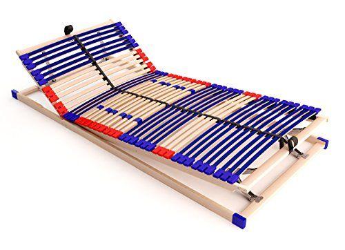 stabiler-Lattenrost-100-BUCHE-Kopf-und-Futeil-verstellbar-SCHULTERFRSUNG-7-Zonen-42-Federleisten-Hrte-Regulierung-Mittelgurt-SCHLUMMERPARADIES-SLEEP-BEST-42-VARIO-PLUS-unmontiert