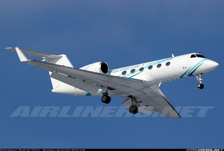 Gulfstream Aerospace G-IV Gulfstream IV - Oman - Air Force | Aviation Photo #2596204 | Airliners.net