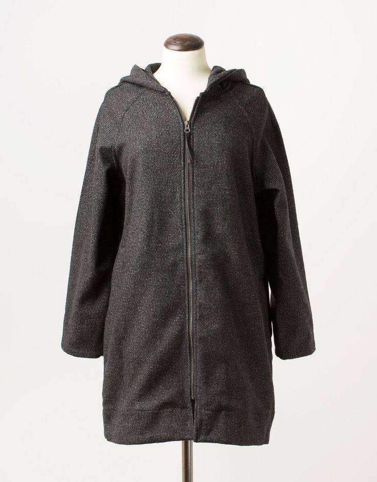 ZOEY jacka grå | Jacket | Outerwear | Ytterplagg | Kläder | INDISKA Shop Online