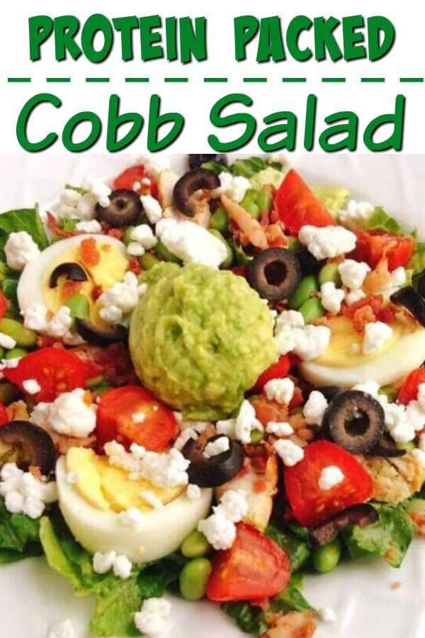 Cafe Zupas California Protein Cobb Salad Copycat Recipe In 2019