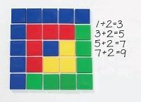 17 Best Images About Math Color Tiles On Pinterest