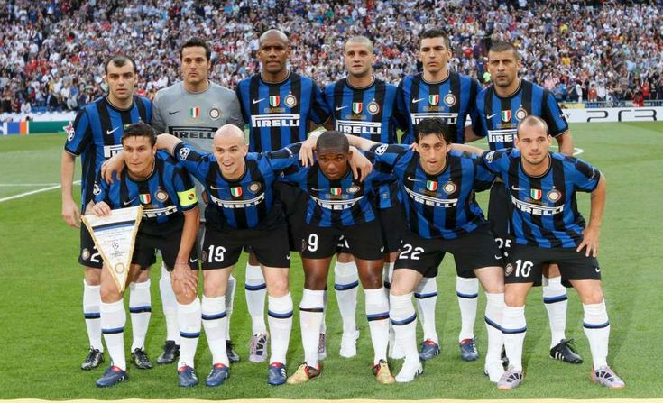 Classic Teammates: Inter Milan 2010 Champions League Final