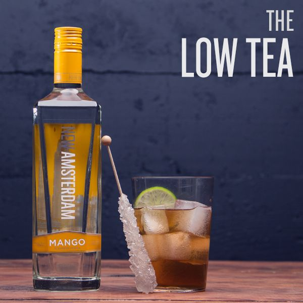 My New Favorite Tea!!! The Low Tea 1.5 Oz New Amsterdam