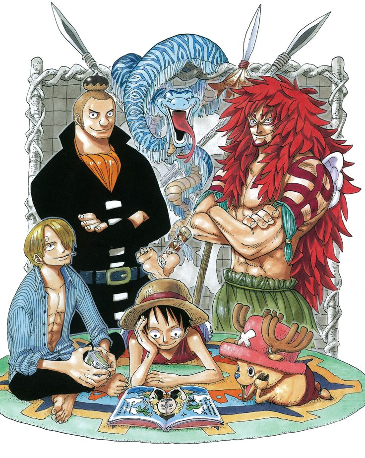 One Piece  Skypia