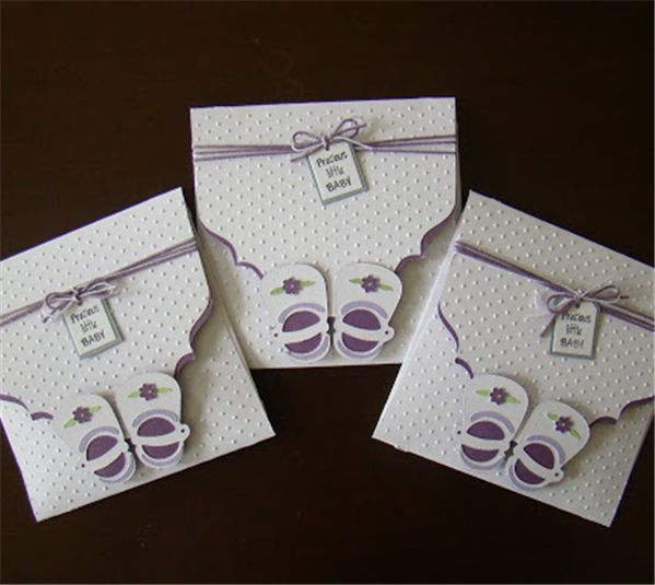 Project Center - Baby Shower Invitation
