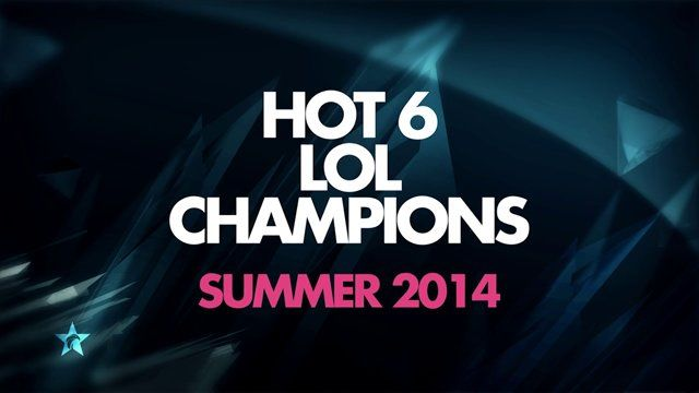 Title : hot6 LOL Champions 2014 summer promo  Client : ongamenet  Motion&design: hyun jung kwon  Compositing: ddanssa  2014.06.20