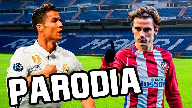 Canción Atletico Madrid vs Real Madrid 0-3 (Parodia Shakira - Chantaje f...  | Fútbol (lo mejor) | Pinterest | Real madrid, Madrid and La liga