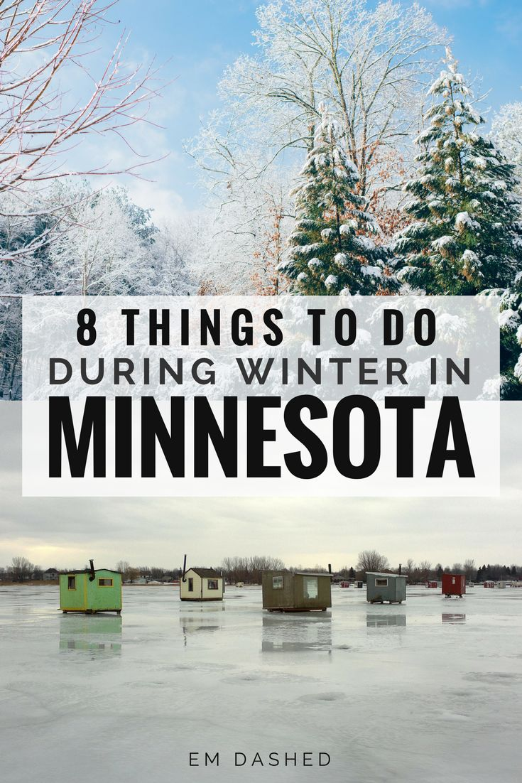Hockey games, holiday traditions, and fish festivals: how to while away those long (actually short) days during winter in the US state of Minnesota. | Photos by Ian Schneider and International Hotdish | #Minnesota #Midwest #USA