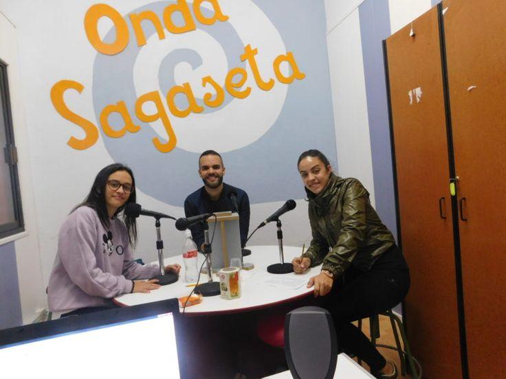 Radios Escolares CEP Telde Canarias: David Perdomo, periodista de la Cadena Ser en Onda...