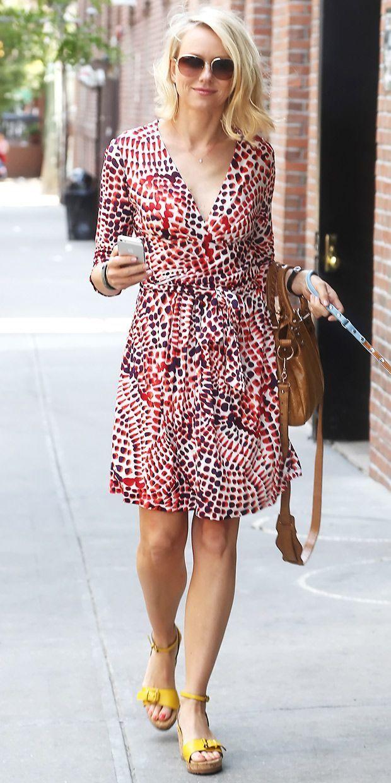 Naomi Watts Street Style