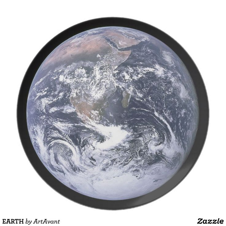EARTH DINNER PLATE