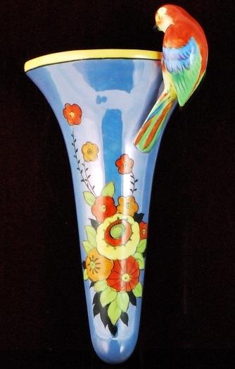 Wall Vase Signed Noritake M Made in Japan $45.00 Vintage ...
