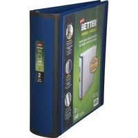 Wish | Staples Better 2-Inch D 3-Ring View Binder, Blue (13398-CC)