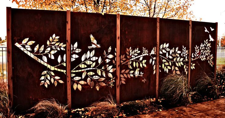 PO Box Designs Branch and Birds (5 Panel)Design This portrait orientation panel is intricately designed and laser cut... learn more