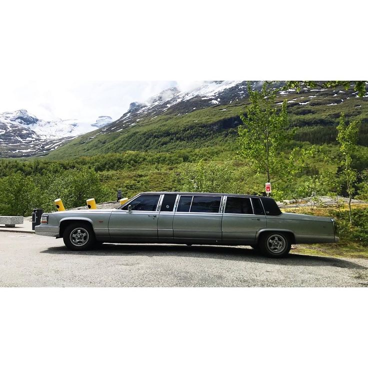 Cadillac Brougham Limousine  cadillac  brougham  soloparking  autozboku