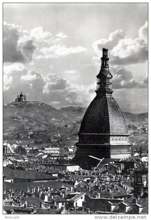 Sabato 23 maggio 1953 la Mole Antonelliana