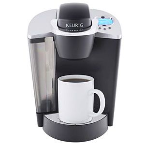 Want to wake up to a delicious brewed cup of coffee every morning? It's possible and nearly-effortless with Keurig's Programmable Single-Serve Coffee Maker. With a 48-ounce water reservoir, you can get 6 days of coffee without refilling.