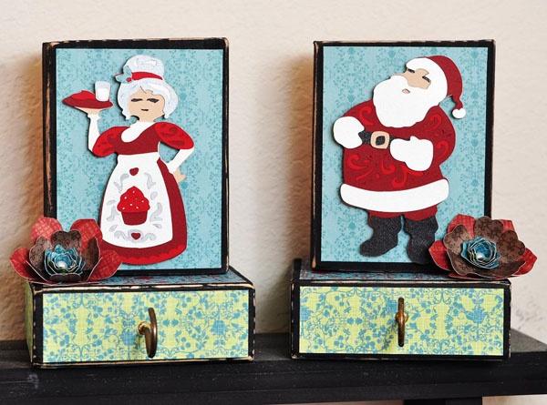 666 Best Christmas Cricut DIY Holidays Images On