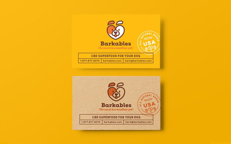 Barkables on Behance
