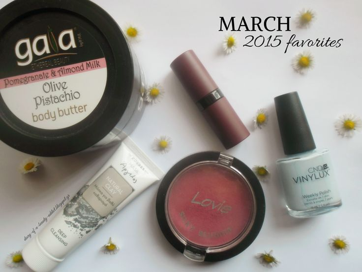 March Favorites {2015}