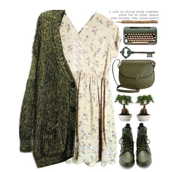 15 Outfit Ideen, ein hübsches Kleid zu tragen #co…