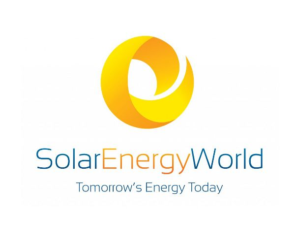 Solar Energy World Company Logo Design 8 Design Solar
