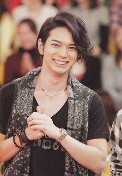 Matsumoto Jun. My first JE bias