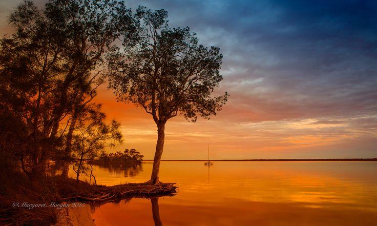 Boreen Point Sundown by Margaret Morgan on 500px