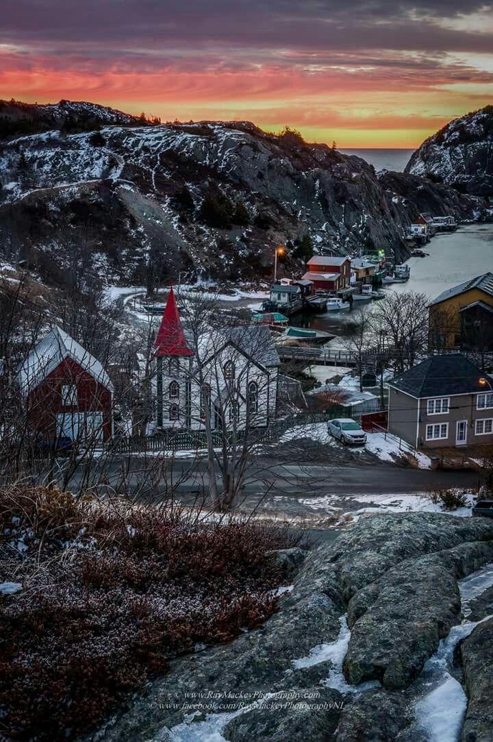 Quidi Vidi, St. John's, Newfoundland & Labrador, Canada