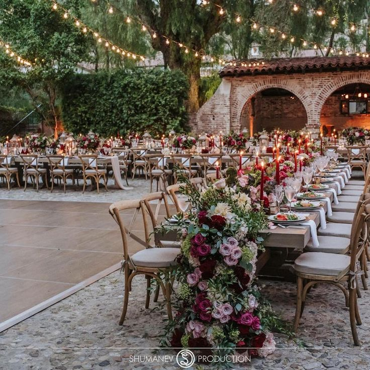 49 best green yellow wedding images on pinterest yellow weddings wedding reception at hummingbird nest ranch with cascading floral runners wedding decorps junglespirit Choice Image