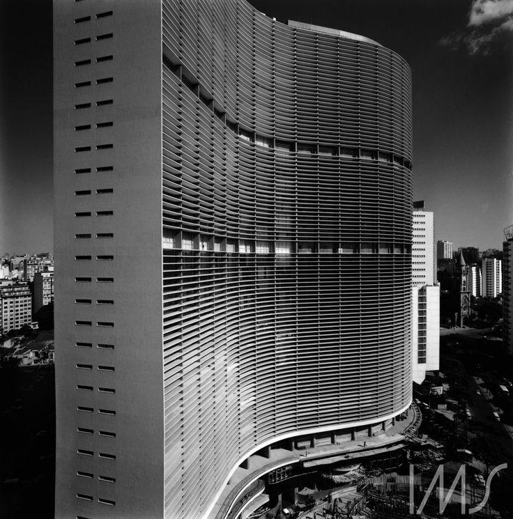 Marcel Gautherot, Edifício Copan ~1960, São Paulo