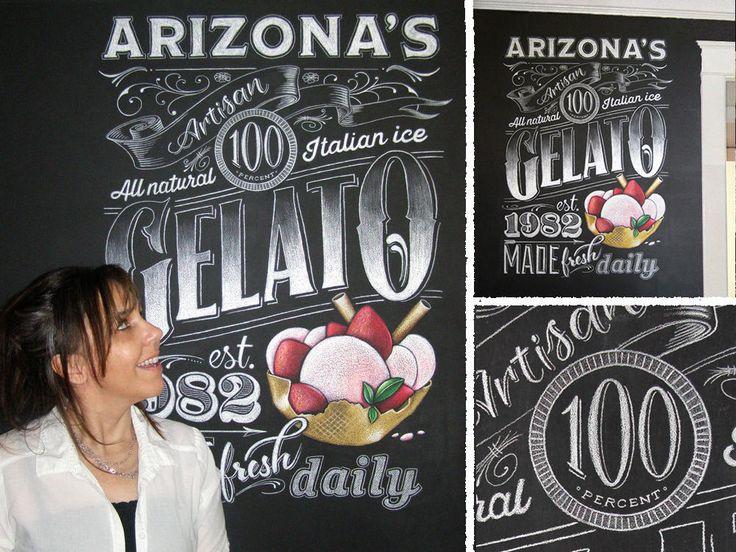Chalkboard Artist I Chalk Murals I Chalk Menus I Phoenix I Nationwide