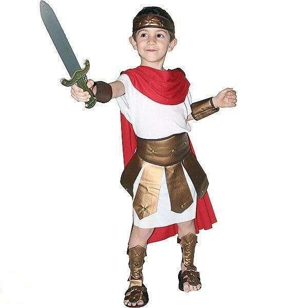 Disfraz de romano: Fotos de algunos modelos - Disfraz de romano: Sin armadura en la parte de arriba