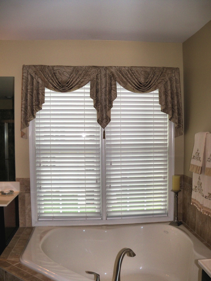 1000 Images About Curtains Swags Amp Jabots On Pinterest