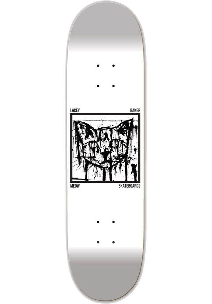 Meow-Skateboards Lacey-Baker-Ink-Splat - titus-shop.com #Deck #Skateboard #titus #titusskateshop